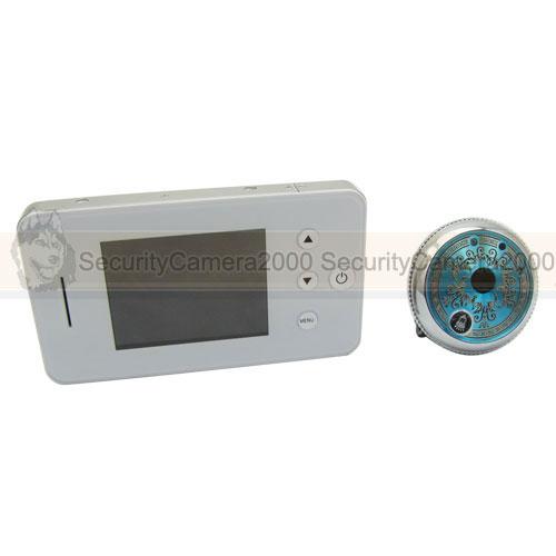 Цифровой видеоглазок глазок – 90 градусов, 2,8-дюймовый ЖК-дисплей