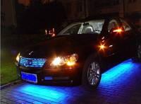 Задние поворотники Hongkong post, 1156 5w 2pcs 12V 5W White Light 1156 Cree Q5 S25 LED Car Reverse Turn Tail Brake Lamp