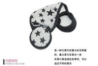Женские наушники для защиты от холода Cute Printing 2 in 1 Winter Mask Cold Masks Earmuff 3pcs/lot