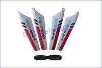 SYMA S107 4xMain Blade+1x Balance bar stabilizer+1x inner main Shaft +Free shipping