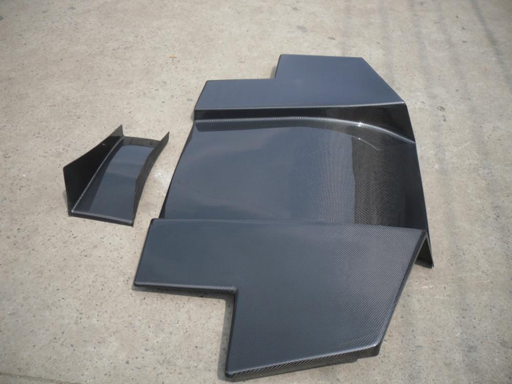 Carbon Fiber Car Mobile Garage : Aliexpress buy rx fd s garage kagotani style carbon