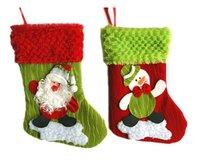 Рождественские украшения 2013 Santa Claus, Christmas Stockings, SHB003