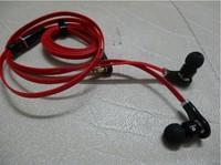 "Потребительская электроника 3.5mm Jack ""L"" Plug Metel Earbuds Stereo Headset In-ear Earphone Headphones for iphone 5 Samsung Mp3 PC"