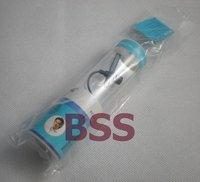 Микрофон 2pcs/lot METAL CLIP-ON Condenser Tie Pocket MICROPHONE CRAVATE black