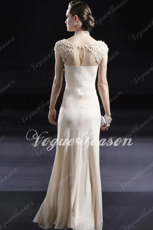 Jewel singer see through dress