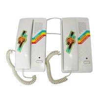 Дверной звонок Battery-Powered Two-Way Wired Intercom Station