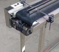 Chain Belt Conveyor With Motor View Chain Belt Conveyor