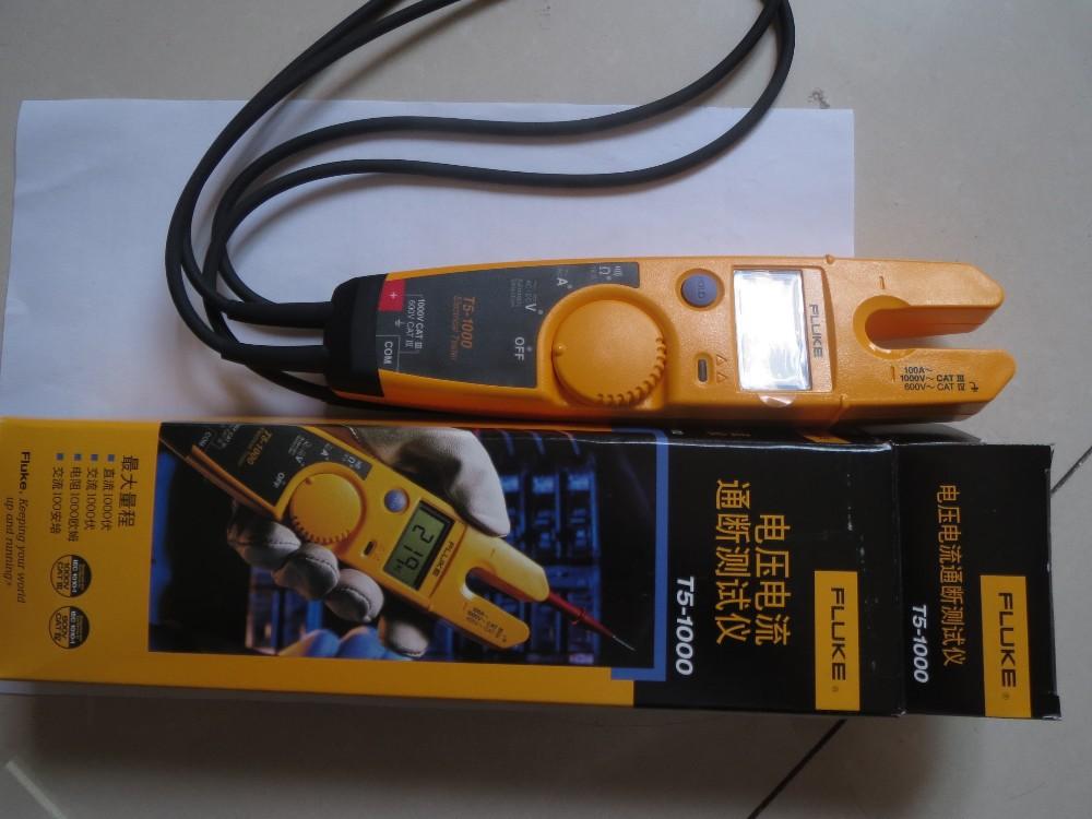 digital multimeter fluke t5-1000