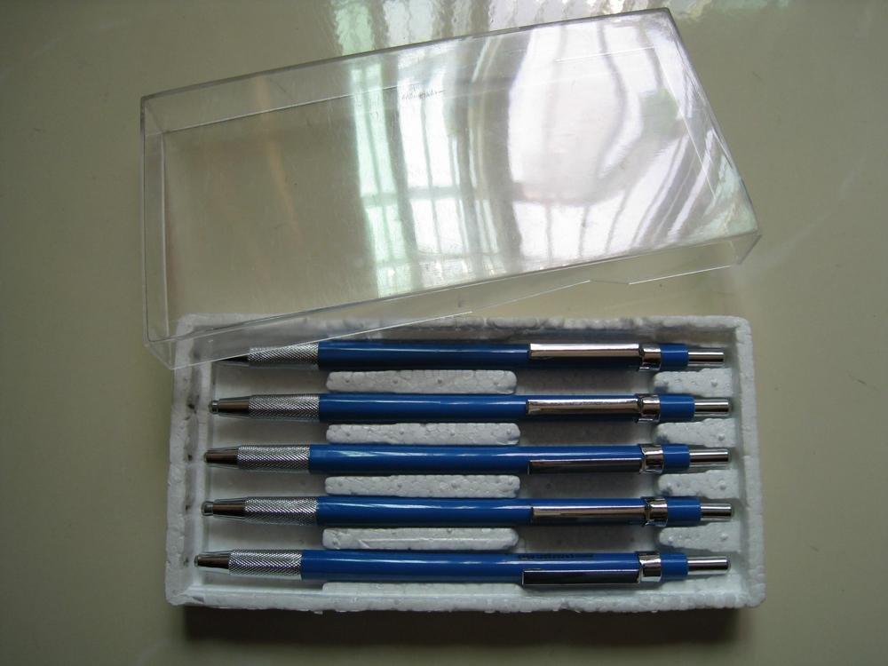 toptan plastik mekanik kalem 2mm kurşun tutucu
