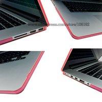 "Сумки для ноутбуков и Чехлы For New Mac Book Macbook Retina Pro 15"" Crystal Hard Protective Case Cover Shell Skin, Retail Package, 6 Colors"