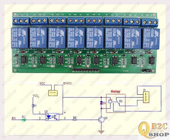 Optocoupler, Phototransistor Output, with Base