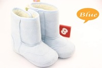 Детские ботинки 2013 Hot sales Pink 11cm-14cm winter snow baby boots 100% cotton warm baby toddler shoes kids boots