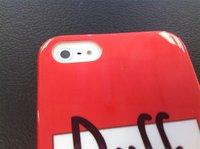Чехол для для мобильных телефонов Football club team design hard case back cover for iphone 5 5G iphone5, 20pcs/lot