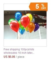 2013 Free shipping 100pcs/lots wholesales 12 inch latex balloons ,I LOVE YOU balloon ,Party decoration ,Pearl balloon