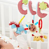 Детская погремушка 1pcs/lot baby , /hang.safety /BB /take