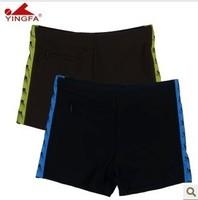 Купальные плавки для мужчин The new counter genuine 13 Climax yingfa3310 men's boxer swim trunks plus lace