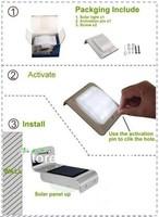 Солнечный светильник для улицы YESPOWER IP65 16 3MODE: /dim/dark SD02