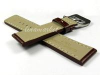 Ремешок для часов 24 TG113b TG113b  (24mm,Brown)