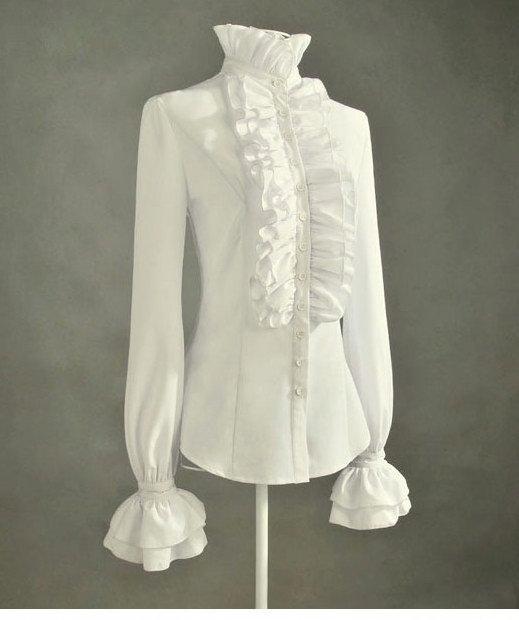 Белые блузки для женщин доставка
