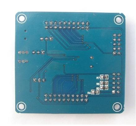 Free Shipping!!!  ATmega32 mega32 AVR core board development board learning board