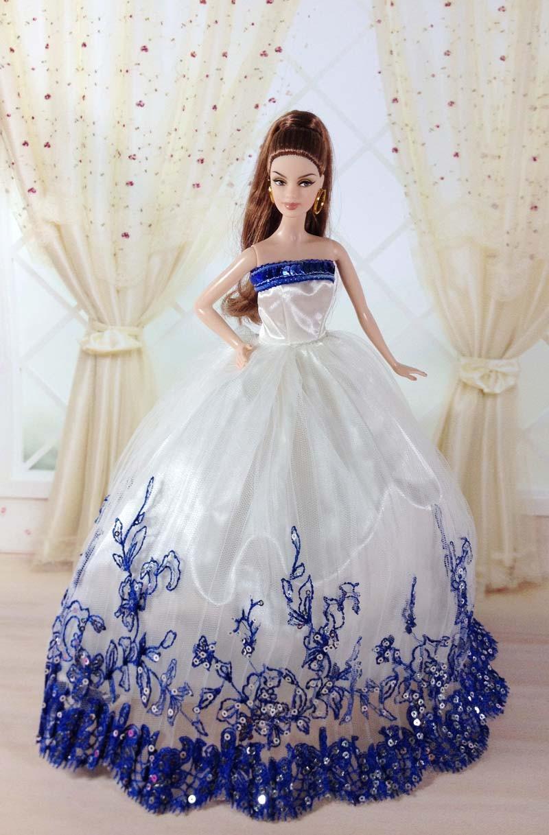 Barbie Doll Princess Dresses Images