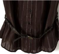 Free shipping female fashion stand collar V/neck short/sleeve medium/long shirt,women's cotton blouse