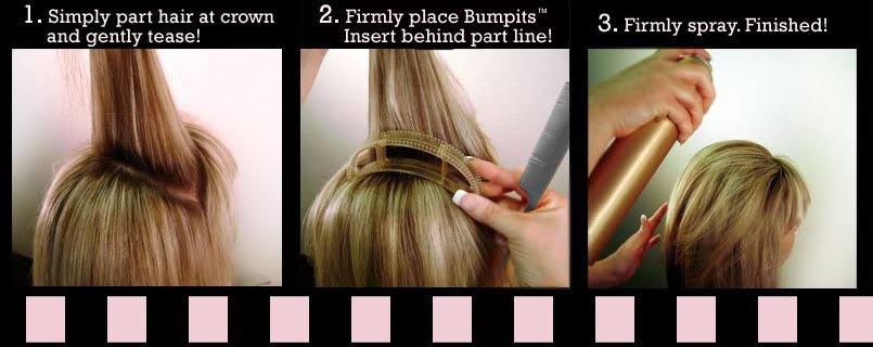 Стрижка макушки придать объем на длинные волосы