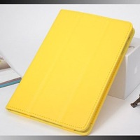 New Arrival Multicolor Leather Case Smart Cover Stand for Ipad mini, Free ship!