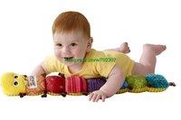 Lamaze Musical Inchworm/Lamaze musical plush toys/Lamaze educational toys 5pcs/lot