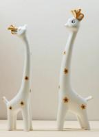 Деревянная мебель Handmade Wooden Deers Lover Deers Wood Home Decoration furnishings wedding Gifts Lover Deers Ornaments / set