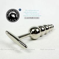 сплав металла серебро анальный вилка Тыква украшения задницу slapper кристалл секс-игрушки