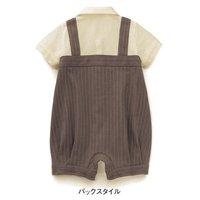 gentleman Romper short baby Suit