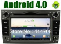 Автомобильный компьютер Android 4.0 dvd gps Opel vauxhall/combo/corsa/meriva/tigra/vectra/vivaro/zafira canbus