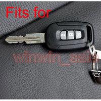 Футляр для автомобильных ключей 5pcs/lot For Chevrolet Captiva 3 Buttons Folding Flip Remote Fob Uncut Key Shell Case