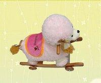 Детский плюшевый цветок Poodle