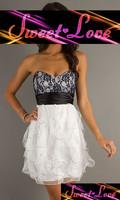 Платье для выпускниц Sweet Love  SW-21313