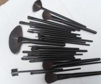 Кисти для макияжа 24pcs Coffee makeup brush set, cosmetic beauty brust kit