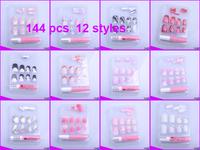 Накладные ногти Langya LY14569 12 3D Nail Art 3D 144
