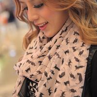 Женский шарф [060201