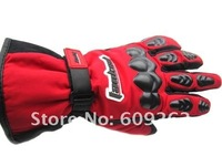 Manufacturers selling waterproof warm motorcycle racing bikes glove gloves