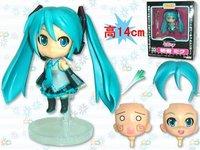 Miku Hatsune Vocaloid Nendoroid PVC Action Figure