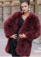 Женская одежда из меха fether