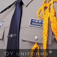 Free Shipping (10pcs / lot) Company security guard uniforms workwear suit set & policeman uniforms for men suit sets