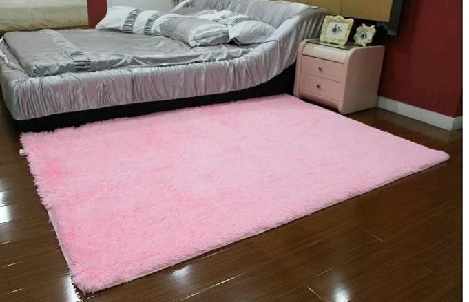 Wholesale Big Sale 120*160cm Pink Carpet Soft Carpet Bedroom Carpets ...
