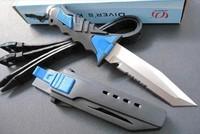 Outdoor survival knife, diving, leggings knife