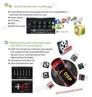 Автомобильный DVD плеер Roadnav + v/20 + 1 + DDR 512 M raM, Android DVD GPS SsanGyonG kyron Actyon + 3 G WIFI + A8