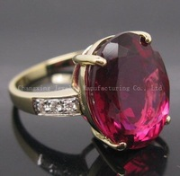 Кольцо Changxing jewelry 10.45ct 18 K RUBELLITE wl2012109