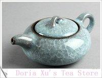 7pcs подарочной упаковке чайные наборы Тайвань трещины чайные чашки и чайник