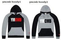 Мужская толстовка hiphop ymcmb dmc 2