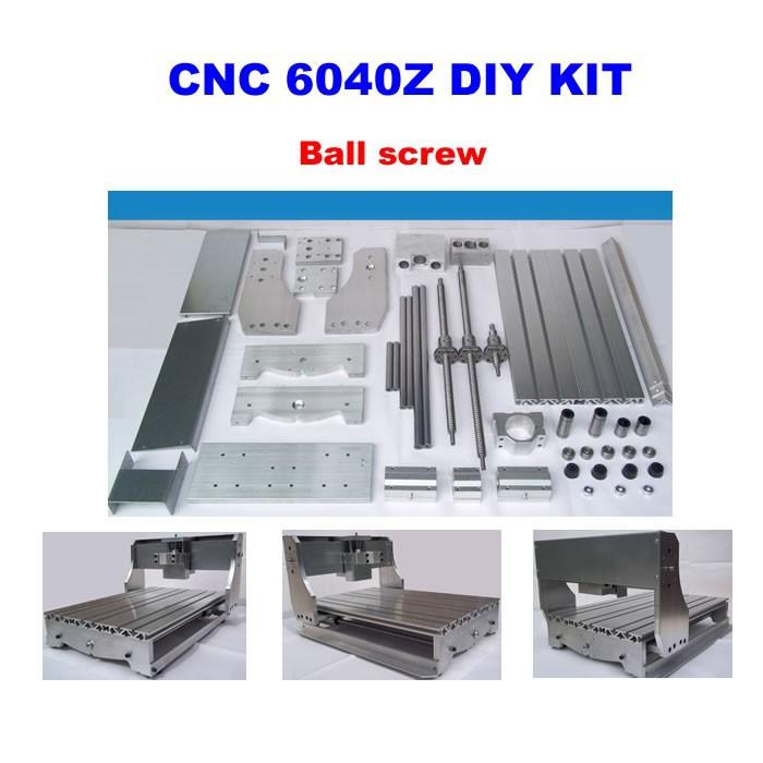 Großhandel Freies Verschiffen Customized Cnc 6040 Rahmen Kit, Cnc ...